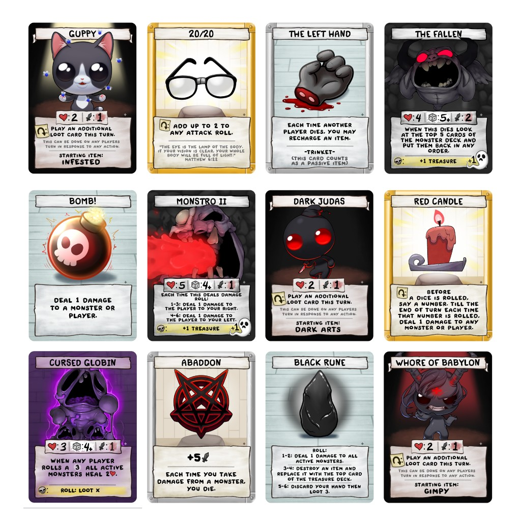 The Binding Of Isaac Four Souls Card Game Expansion: Acheter The Binding Of Isaac: Four Souls Expansion Pack