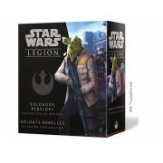 Star Wars : Légion - Soldats Rebelles - Extension Amélioration