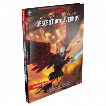 D&D - Baldur's Gate: Descent into Avernus