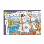Puzzle observation Les pirates