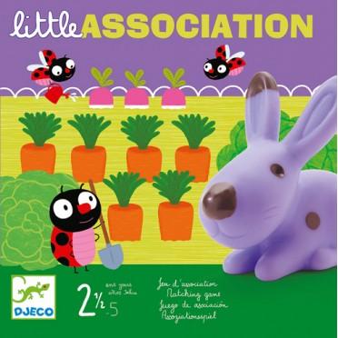 Jeux des Tout Petits - Little Association