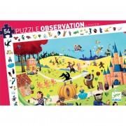 Puzzle observation - Les contes - 54 pièces