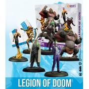 DC Universe Miniature Game - Legion of Doom Starter