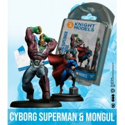 DC Universe - Cyborg Superman & Mongul