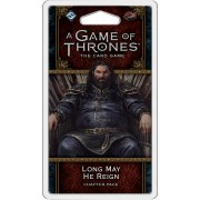 A Game of Thrones : The Card Game - Long May He Reign