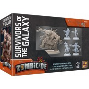 Zombicide - Invader : Survivors of the Galaxy