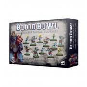 Blood Bowl : Lizardmen Team - Gwaka'moli Crater Gators