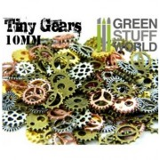 SteamPunk Gears and Cogs Beads 85gr 10 mm