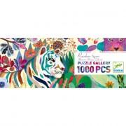 Puzzle Gallery - Rainbow Tigers