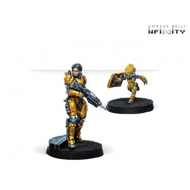 Infinity - Ju Jing - Tai Sheng, Zúyŏng Invincibles NCO (Breaker Rifle)