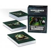 W40K : Cartes Techniques - Salamanders