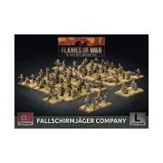 Flames of War - Fallschirmjäger Company