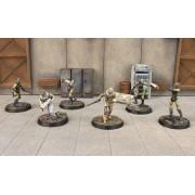 Fallout: Wasteland Warfare - Institute: Core Set