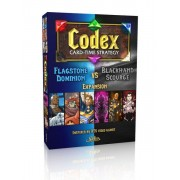 Codex: Card-Time Strategy - Flagstone vs Blackhand Expansion