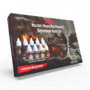 Dungeons & Dragons Underdark Paint Set