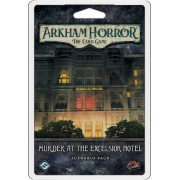 Arkham Horror : The Card Game -: Murder at the Excelsior Hotel Expansion