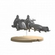Star Wars : Legion : BARC Speeder
