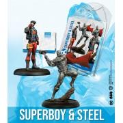 DC Universe - Superboy & Steel