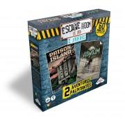 Escape Games : Le Jeu - Prison Island - Asylum