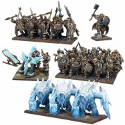 Kings of War - Armée l'Alliance du Nord