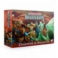 Warhammer Underworlds : Beastgrave - Champions de Dreadfane 0