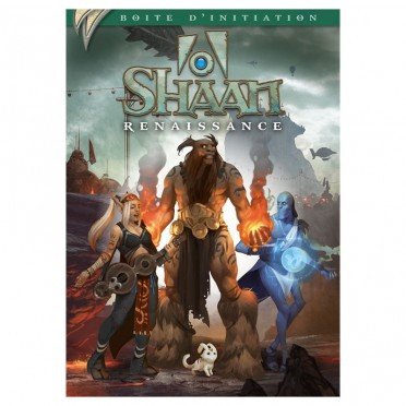 Shaan Renaissance - Boite d'Initiation