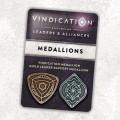Vindication: Metal Threshold Medallions 0