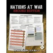 Nations at War - Player Aids