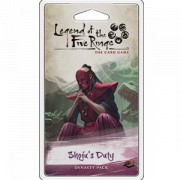 Legend of the Five Rings : The Card Game - Shoju's Duty