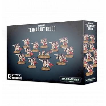 W40K : Tyranids - Termagants Brood