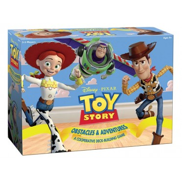 Toy Story - A Cooperative Deck Building Game
