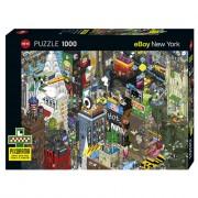 Puzzle New York Quest – 1000 Pièces