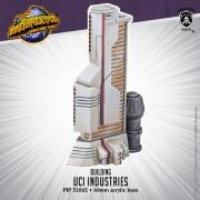 Monsterpocalypse - Buildings - UCI Industries