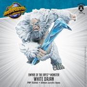 Monsterpocalypse - Protectors - White Dajan