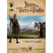 Tunnels & Trolls - Le Livre de la Terre des Trolls