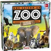 Une Saison au Zoo - Le Jeu du Soigneur