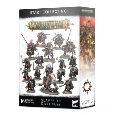 Age of Sigmar : Start Collecting - Slaves to Darkness