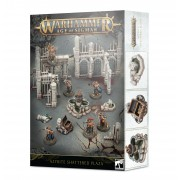 Age of Sigmar : Décors - Azirite Shattered Plaza