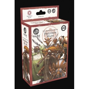 Steamforged Games SFGB03-039 Guild Ball Engineer Precision Made Miniature Game Figura