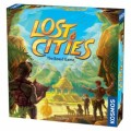Lost Cities - the boardgame 1
