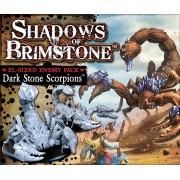 Shadows of Brimstone – Dark Stone Scorpions XL Enemy Pack Expansion