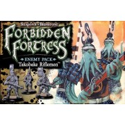 Shadows of Brimstone – Forbidden Fortress; Takobake Riflemen Enemy Pack Expansion