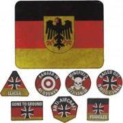 Team Yankee - West German Token Set