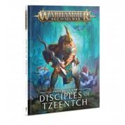 Age of Sigmar : Battletome - Disciples of Tzeentch (Rigide)