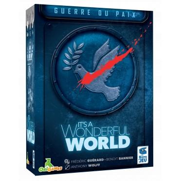 It's A Wonderful World - Extension Guerre et Paix