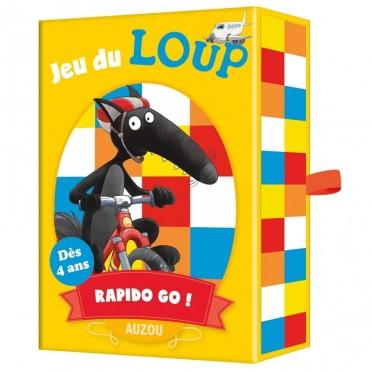 Jeu du Loup: Rapido Go!