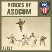 Dust - Heroes of ASOCOM