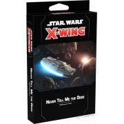 Star Wars - X-Wing 2.0 - Never Tell me the Odds Obstacles Pack