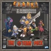 Clank! : Legacy - Acquisitions Incorporated C-Team Pack