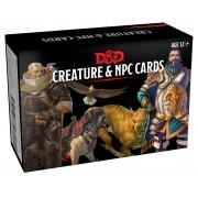 D&D Monster Cards: NPCs & Creatures